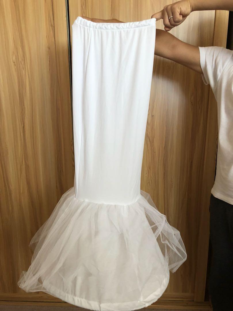 Bridal dress loop/hoop for sale - fishtail style