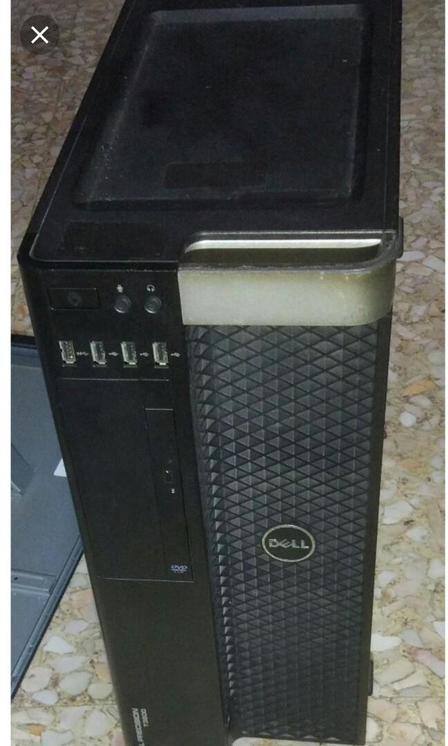 Dell t3600 workstations E5 cpu