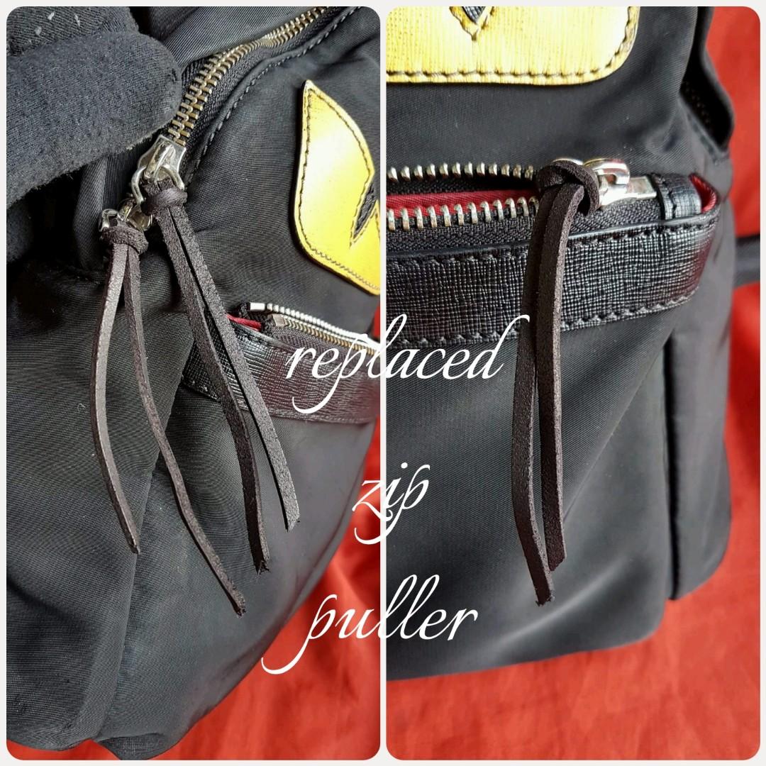 9bae7d17d33f ✓FENDI MONSTER BUGS MINI BACKPACK BAG