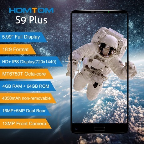 Homtom S9 plus, Mobile Phones & Tablets, Android Phones