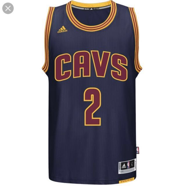 423401f0a08a Kyrie Irving Cavs Jersey  PRICE REDUCED
