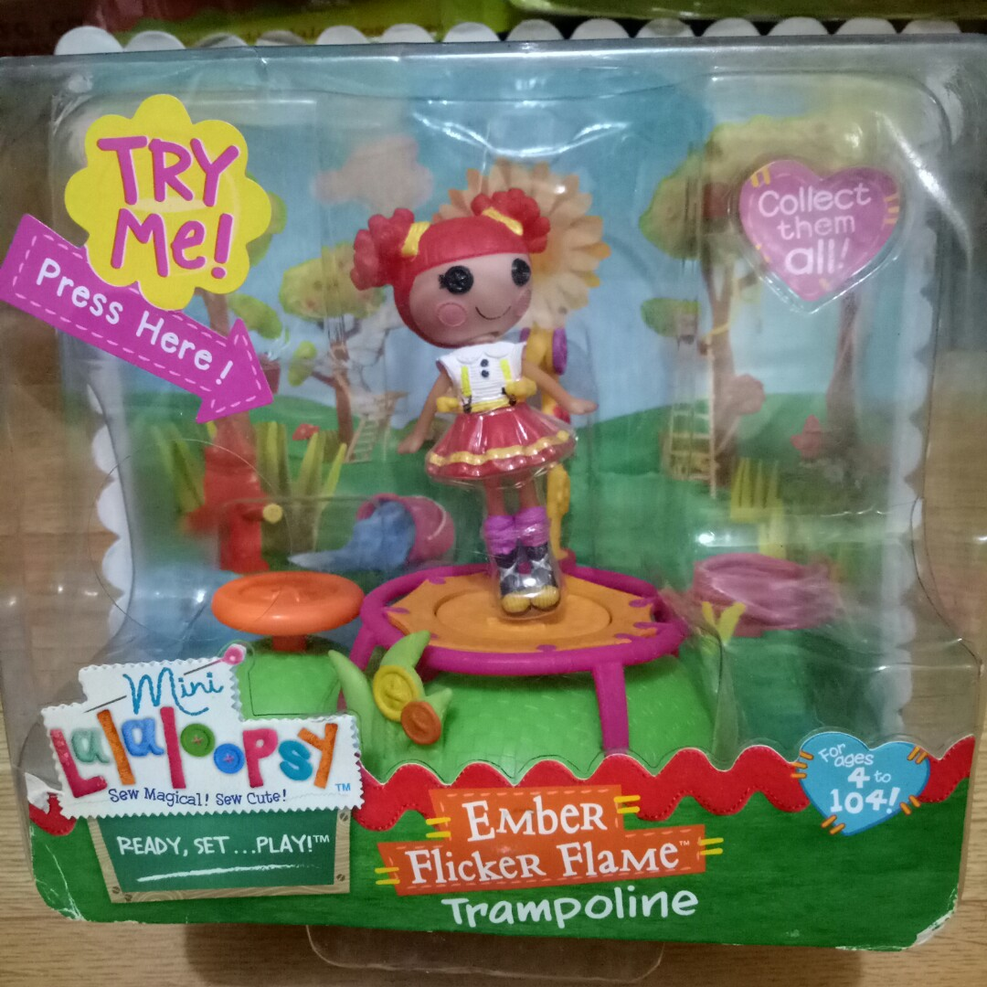 LALALOOPSY MINI EMBERS FLICKER FLAME BRAND NEW IN PACKAGE