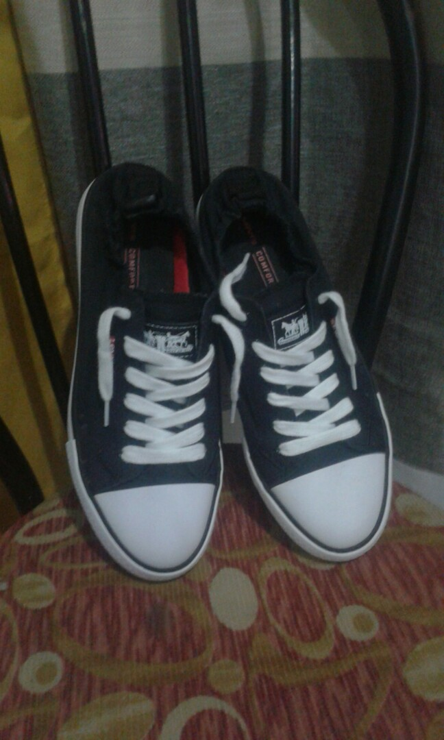 8ed80f3c Levi's Women's Stan G Comfort Tech Sneaker Black, Women's Fashion ...