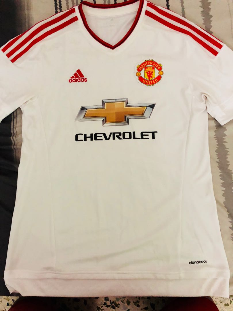 timeless design f87ca 5790f Manchester United Away Jersey for men | L size