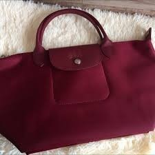 74e58389b0a4 Maroon longchamp neo medium sale last piece !! 🎉