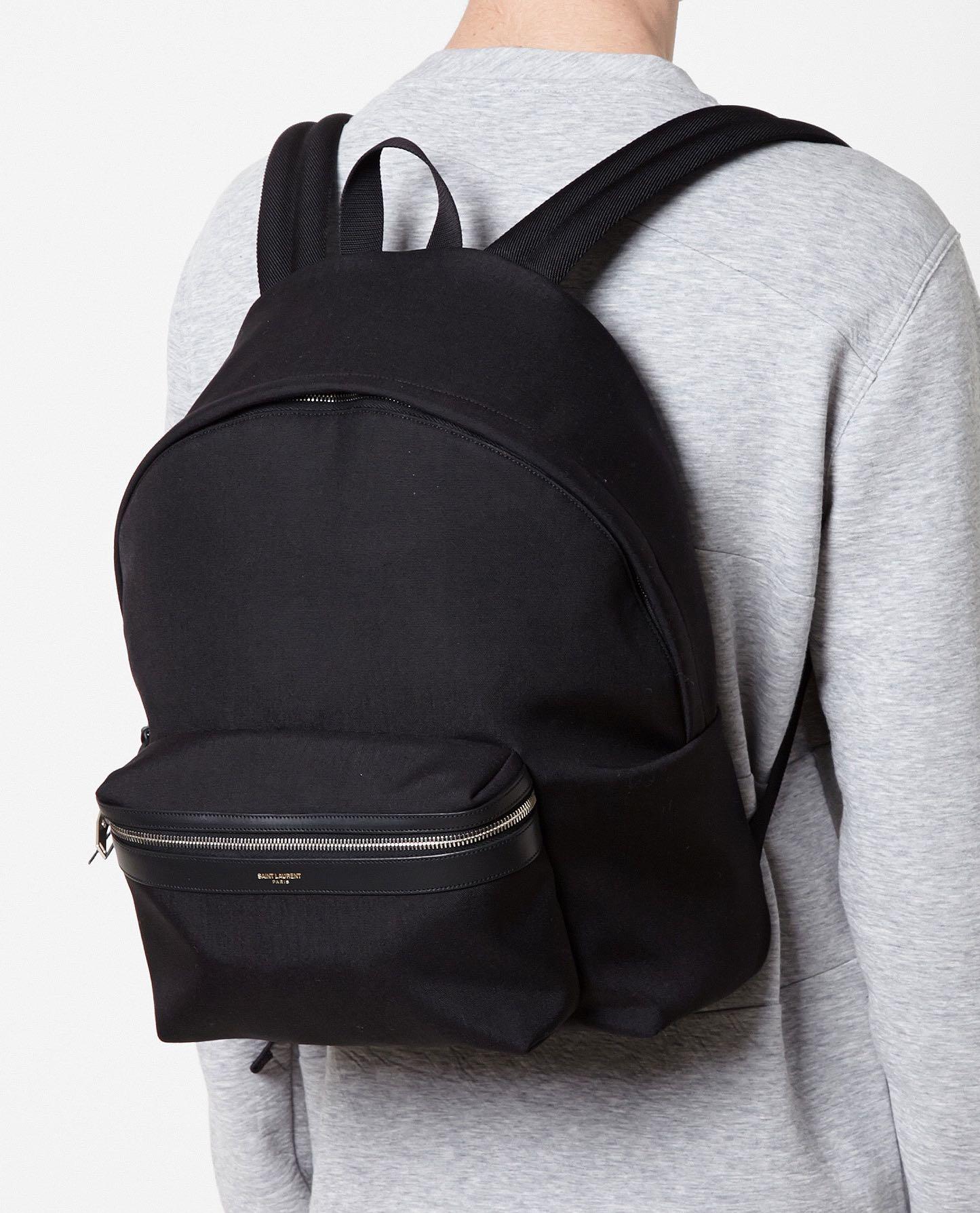 1c5c9ff1e57 Mens backpack saint laurent backpack Ysl Bag, Men's Fashion, Bags & Wallets  on Carousell