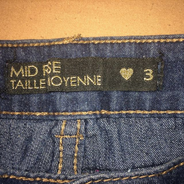 Mid Rise Summer Denim Jean Shorts
