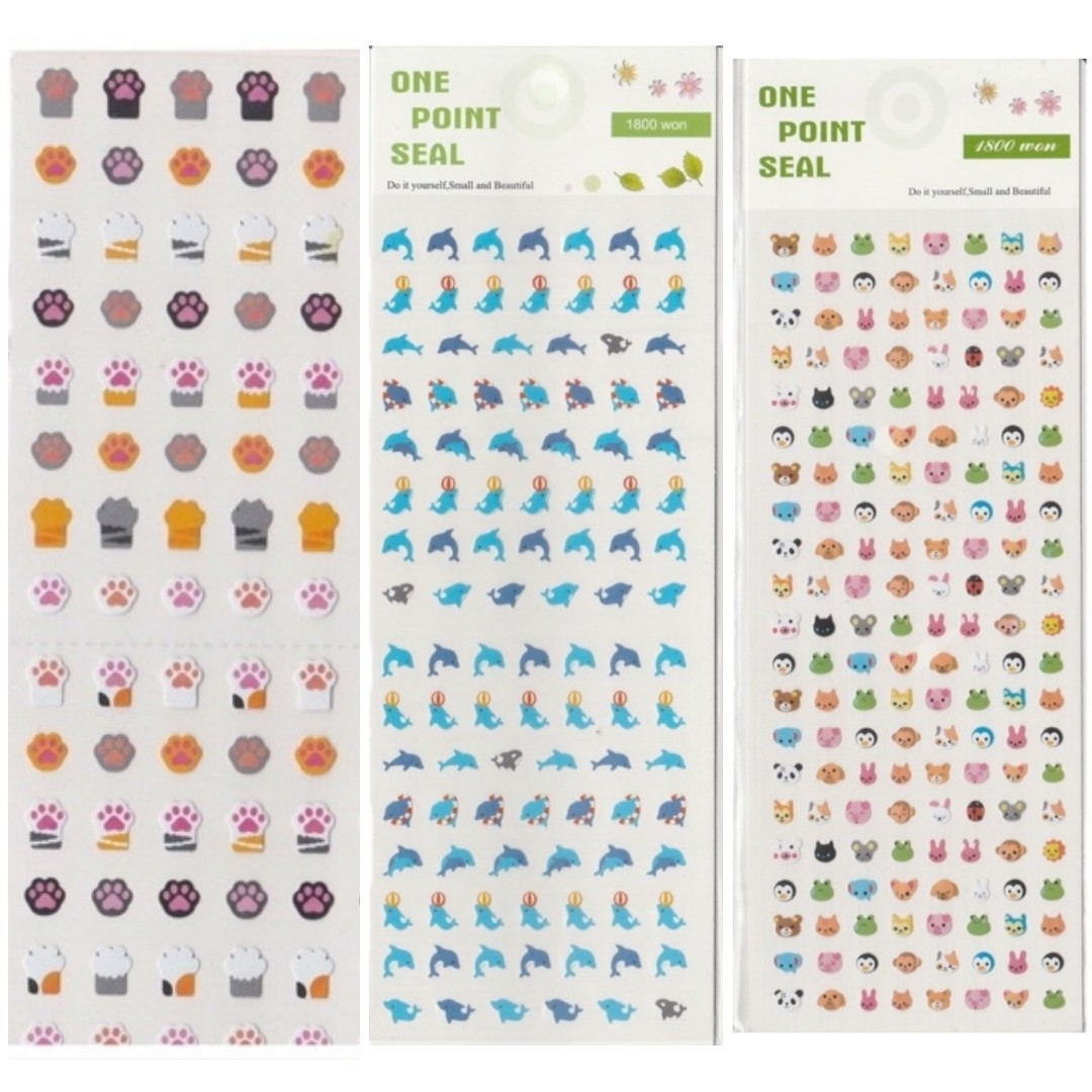 Mini stickers suitable for nail art decorations health beauty mini stickers suitable for nail art decorations health beauty hand foot care on carousell solutioingenieria Images
