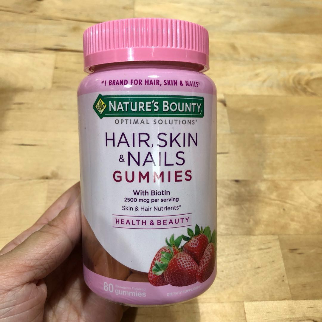 Nature Made Hair Skin And Nails Collagen