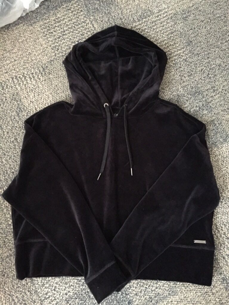 New Calvin Klein high performance hoodie
