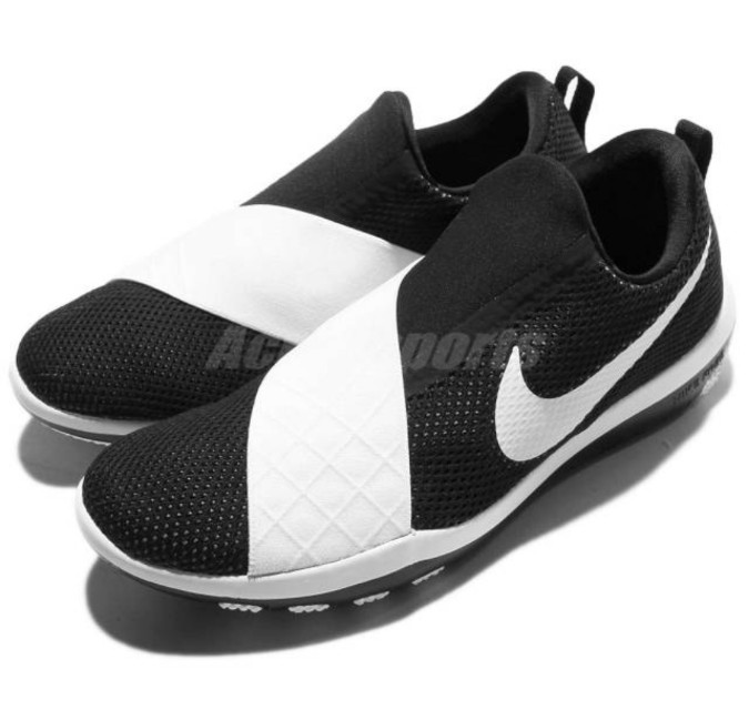 timeless design d8349 a389d Nike free connect training shoes(black and white), Women s Fashion, Shoes  on Carousell