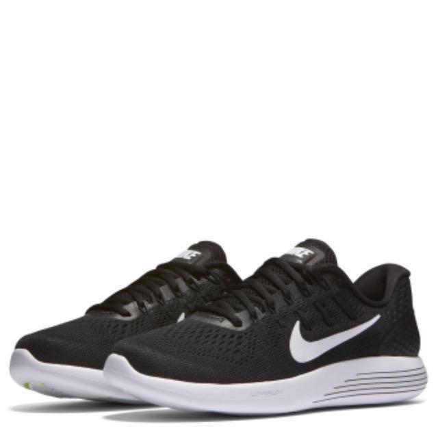 low priced b1d9e e8642 Nike Lunarglide 8   Black   Woman, Sports, Sports Apparel on Carousell