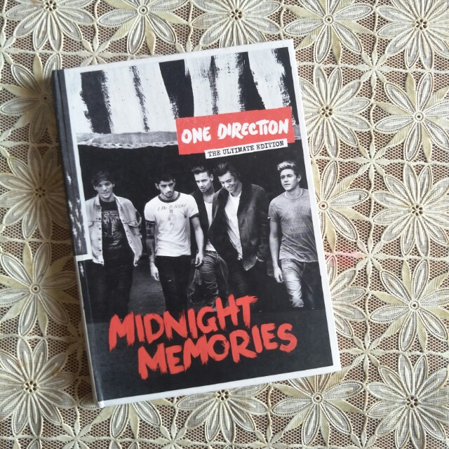One Direction Midnight Memories Ultimate edition, Music