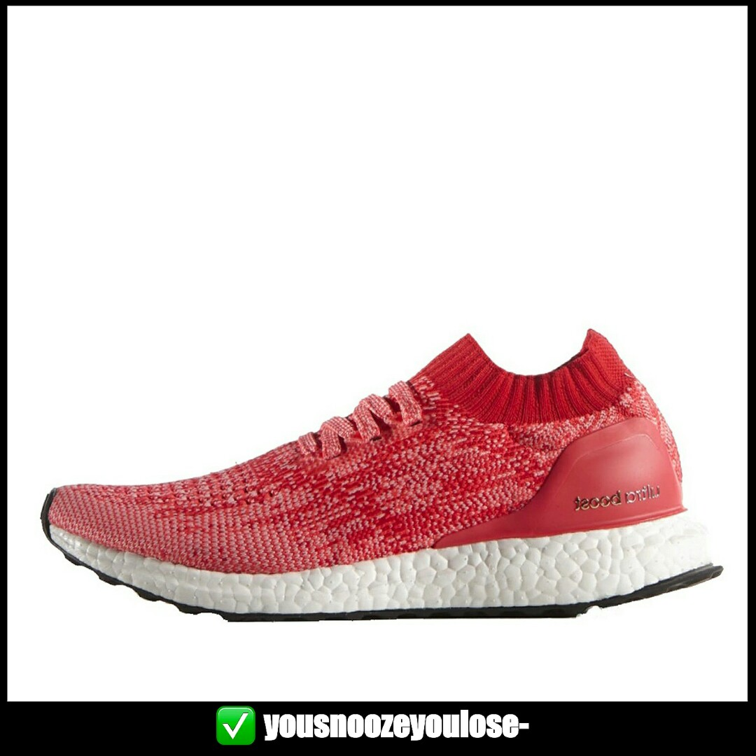 c2e9bce3d6e PREORDER  ADIDAS ULTRA BOOST ULTRABOOST UNCAGED RAY RED SHOCK PINK ...
