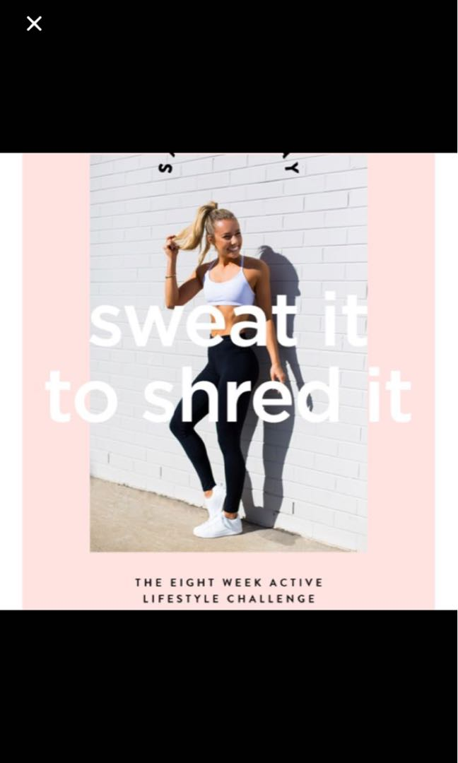 Sweat it to Shred it: ebook by Sarah Day