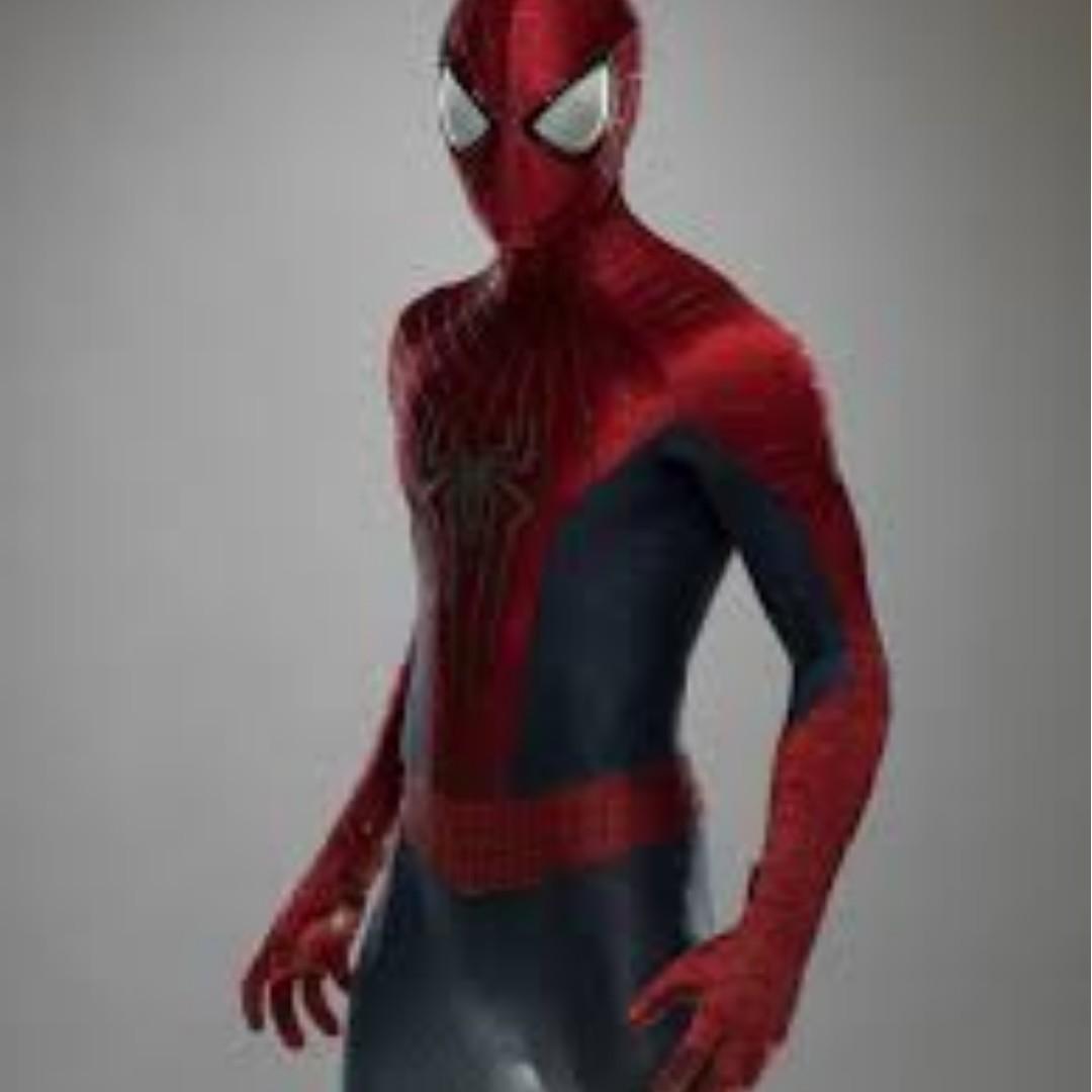 The Amazing Spider Man 2 Suit