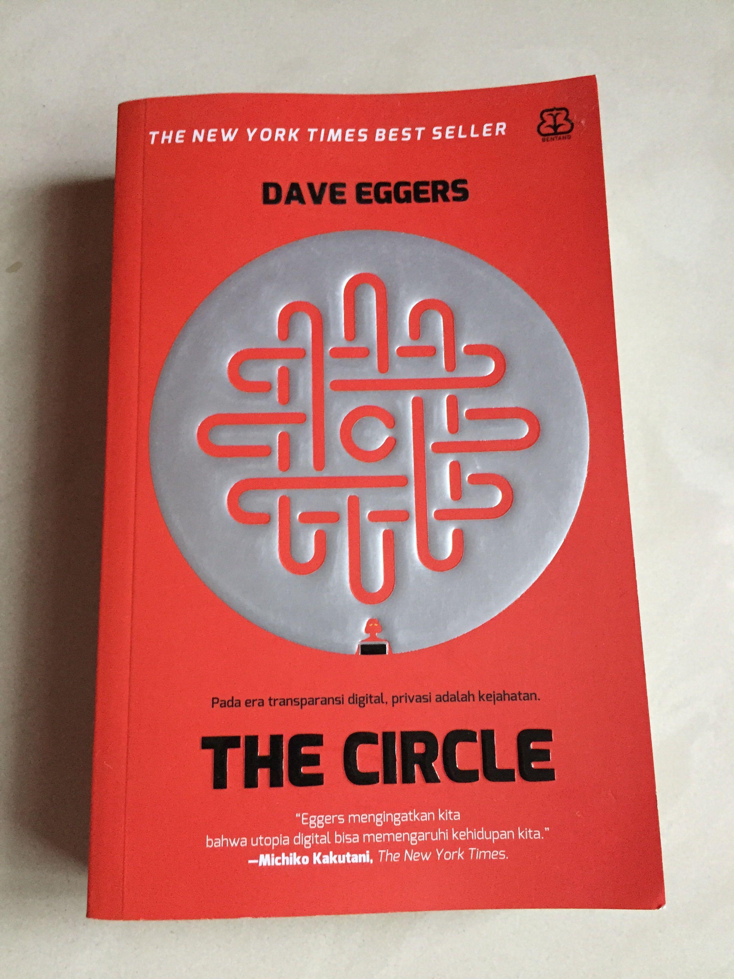 The Circle - Dave Eggers