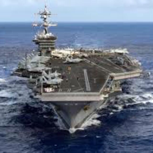 Uss Nimitz Cvn 68 Lead Ship Of Her Cl Supercarriers