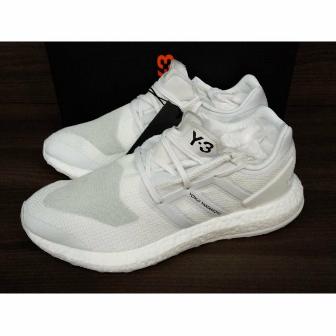 bf46054e6 Adidas Y-3 Pure Boost Crystal White