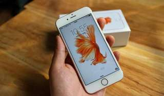 iPhone 6S 128G Gold 9.5%New