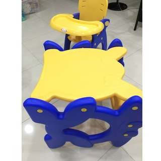 3-in-1 Baby High Chair