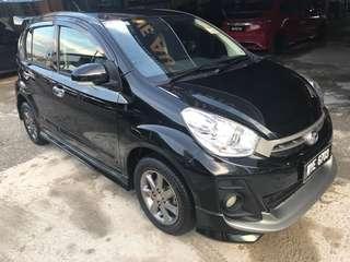 Perodua myvi 1.5 advance Extreme