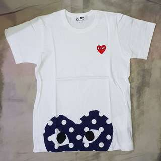 AUTHENTIC CDG T-SHIRT (Brand New)