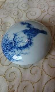 大清雍正年製印泥