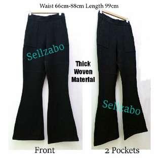 🐧#154 Long Pants Leggings Tights Casual Ladies Girls Women Female Lady Bell Free Size