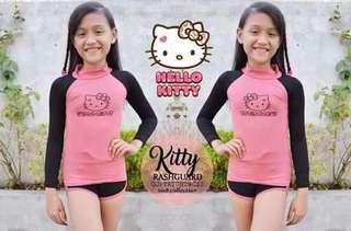 Hello Kitty Rash Guard for Kids