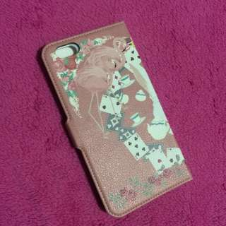 IPHONE 6 PLUS PINK BUNNY CASE