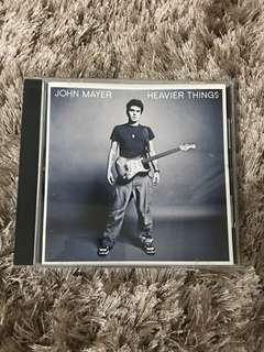 CD | John Mayer | Heavier Things