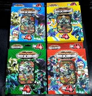 Kartu Animal Kaiser Strong Maximum M4 - Kartu Mainan Animal Kaiser M4
