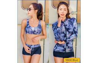 Blue 3-piece Swimwear (BNIB)