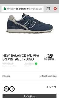 NEW BALANCE WR996BN