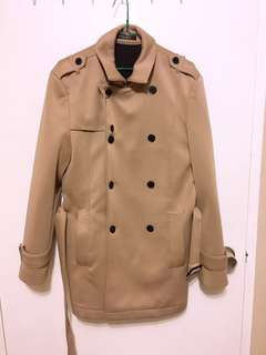 Men Zara coat size M