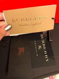 Burberry 掛牌兩套+卡仔