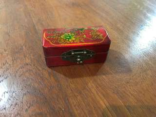 Jewellery Box (Peranakan)
