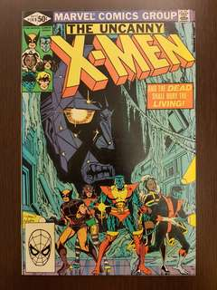 The Uncanny X-Men (vol.1) #149