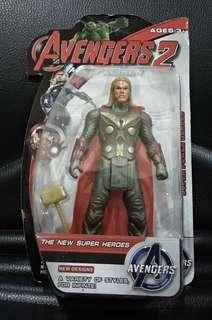 Mainan Robot Super Heroes Thor