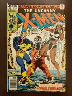 The Uncanny X-Men (vol.1) #124