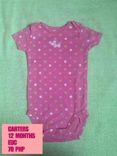 Carters Onesie 12 months