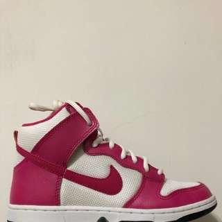 🚚 Nike 高筒 紅 運動鞋
