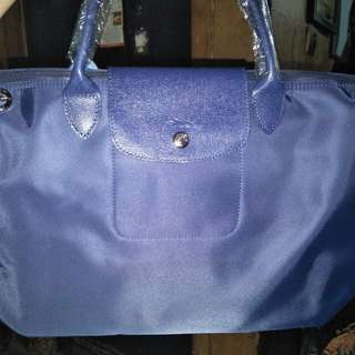 Longchamp Neo Medium Navy