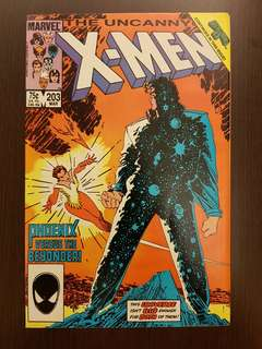 The Uncanny X-Men (vol.1) #203