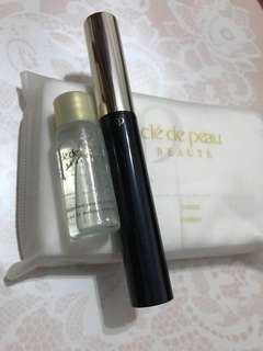 Cle de peau beaute mascara brown