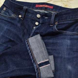 Uniqlo Selvedge Premium