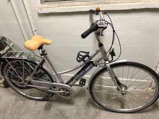 """28"""" German City Bike"""