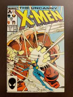 The Uncanny X-Men (vol.1) #217