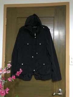 Wind Breaker Jacket with hood